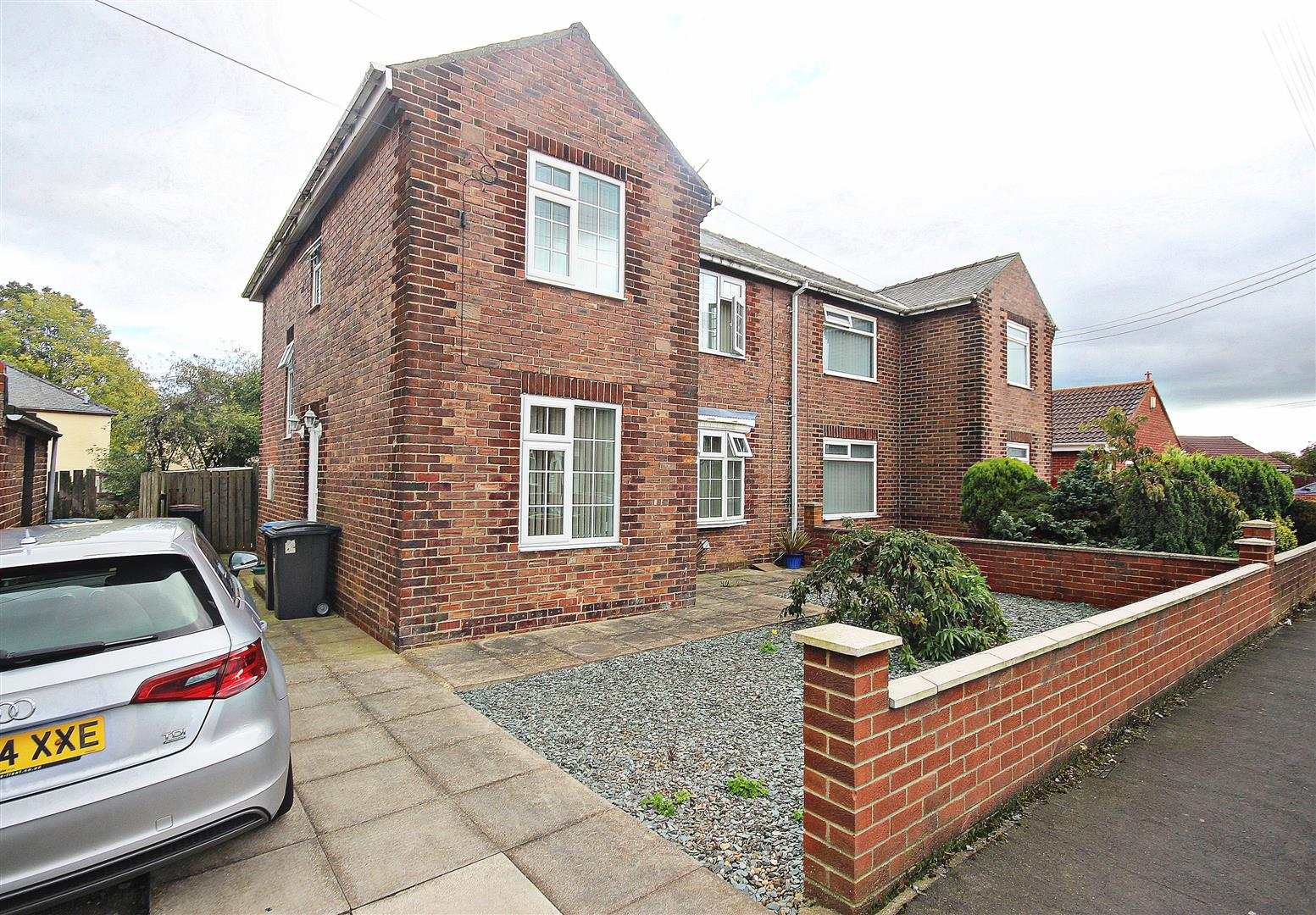 3 Bedrooms Semi Detached House for sale in Dene View, Cassop, Durham